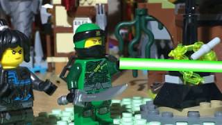 Lego Ninjago: Lloyd and Nya VS Sons of Garmadon