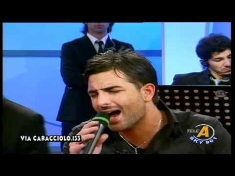 Rosario Miraggio Male live Tele A  by Melania Tagli hd mp4