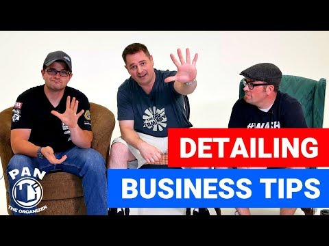 5 TIPS TO START A CAR DETAILING BUSINESS !!!  (PART 3)