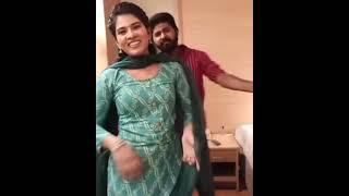 Pandian Stories Actors Kannan Aishwarya Dance practice Videos