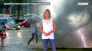 Wetter: Die aktuelle Vorhersage (08.06.2018)