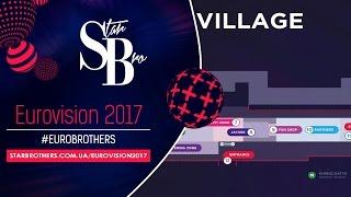 Eurovision Village Kiev 2017/ Eurovision 2017