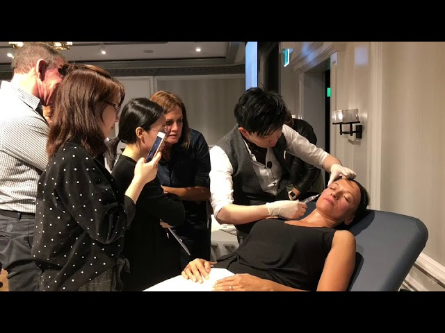 Dr Kieren Bong - Sydney Australia Feb 2018 - RHA Launch Event & Advanced Masterclass