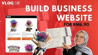 Set Up My Online Shop On Website   Small Business Vlog 1 screenshot 3