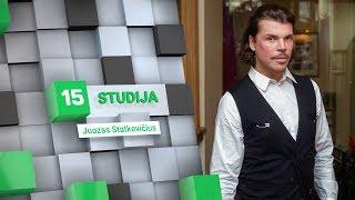 Juozas Statkevičius apie madų šou, pirmąją ponią ir skandalus