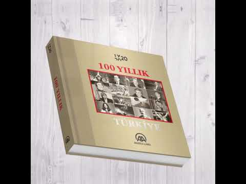 Anadolu Ajansı Türkiye'nin 100 yıllık serüvenini kitaplaştırdı