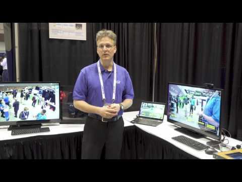 Intel Demonstration of Its Computer Vision SDK