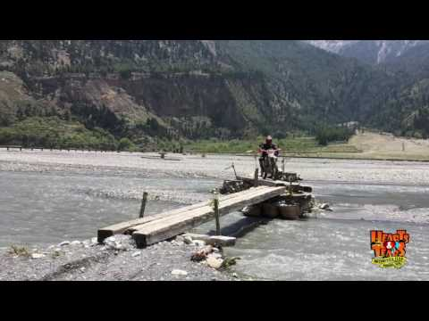 Hearts and Tears Motorcycle Club Pokhara Nepal, Into Thin Air Enduro Ride 2017