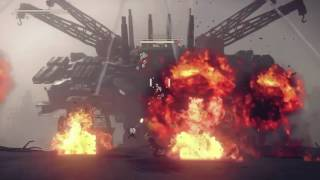 『NieR:Automata Demo』Speedrun「easy」【10:22】