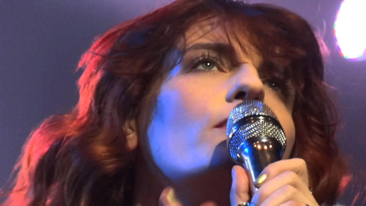 Florence And The Machine Dog Days Are Over Short Clip Hackney Empire 251011