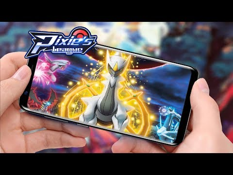New Pokemon Game! Pixie League - Android Gameplay