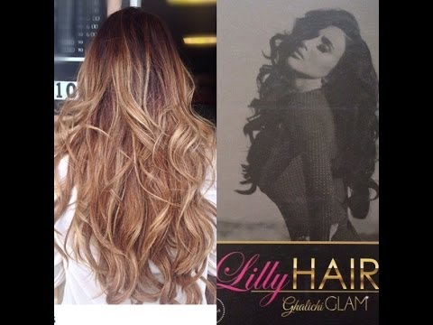 Bellami Lilly Hair Review How To Cut Dye Ly