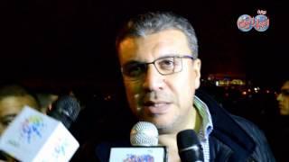 أخبار اليوم   عمرو الليثى ناعيا سيد حجاب