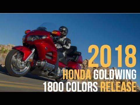 2018 honda goldwing colors. modren goldwing 2018 honda goldwing 1800 colors release in honda goldwing colors