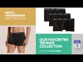 Our Favorites Trunks Collection Men's Underwear Best Sellers