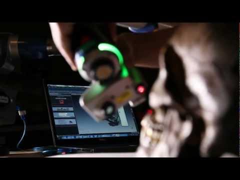 3-D Scanning: Bringing History Back to Life