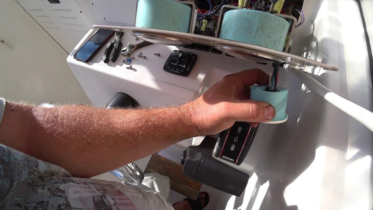 081 - Ремонт катера для клиента часть 2
