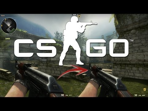 CS:GO - Adjusting Weapon Position (Weapon FoV) - YouTube