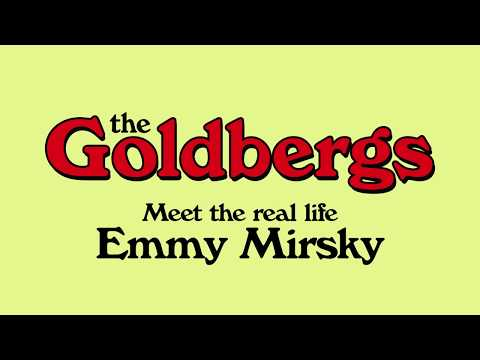 Meet the Real Life Emmy Mirsky! - The Goldbergs