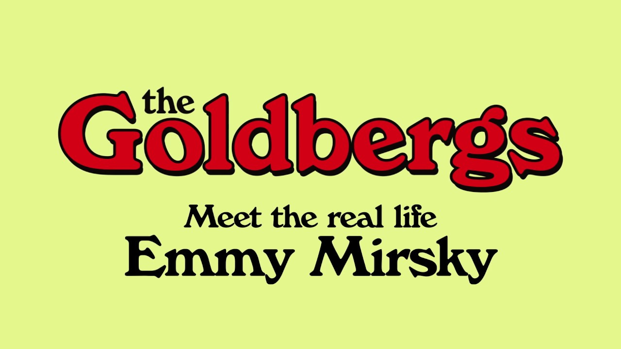 meet the real goldbergs