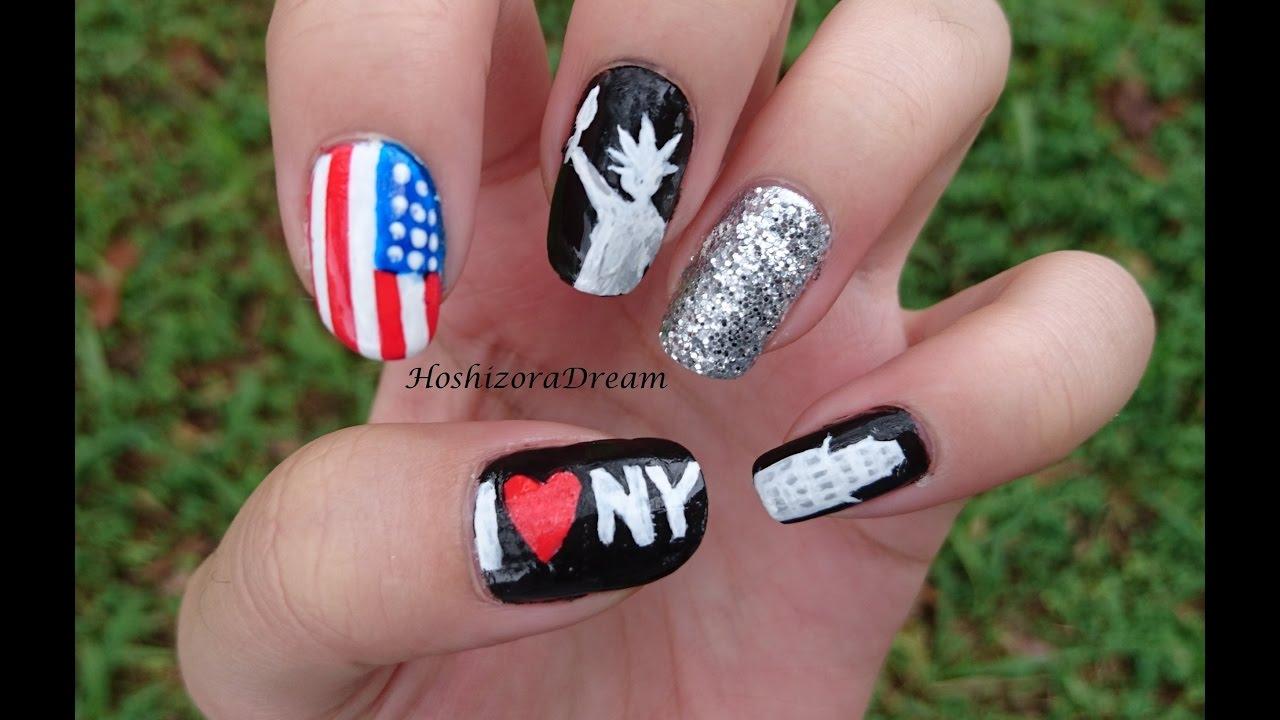 Mamamoo New York Nail Art Tutorial Youtube