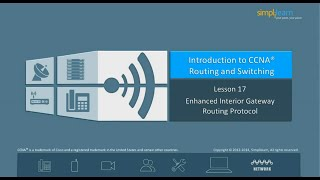 Enhanced Interior Gateway Routing Protocol | CCNA Training and Certification Online