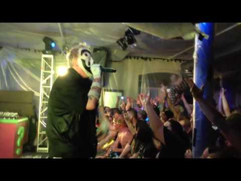 ICP Chicken Huntin clip - The Riddle Box Tour 6/17/16 The Loft Lansing, MI