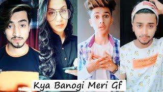 Kya Banogi Meri Girlfriend Musically | Lucky Dancer, Hassnain and More