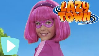 BRAND NEW SERIES! | LazyTown Season 3 - Exclusive