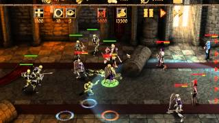 Two Worlds 2 Castle Defense Lite - Gameplay (HD) - Last lvl 15/15