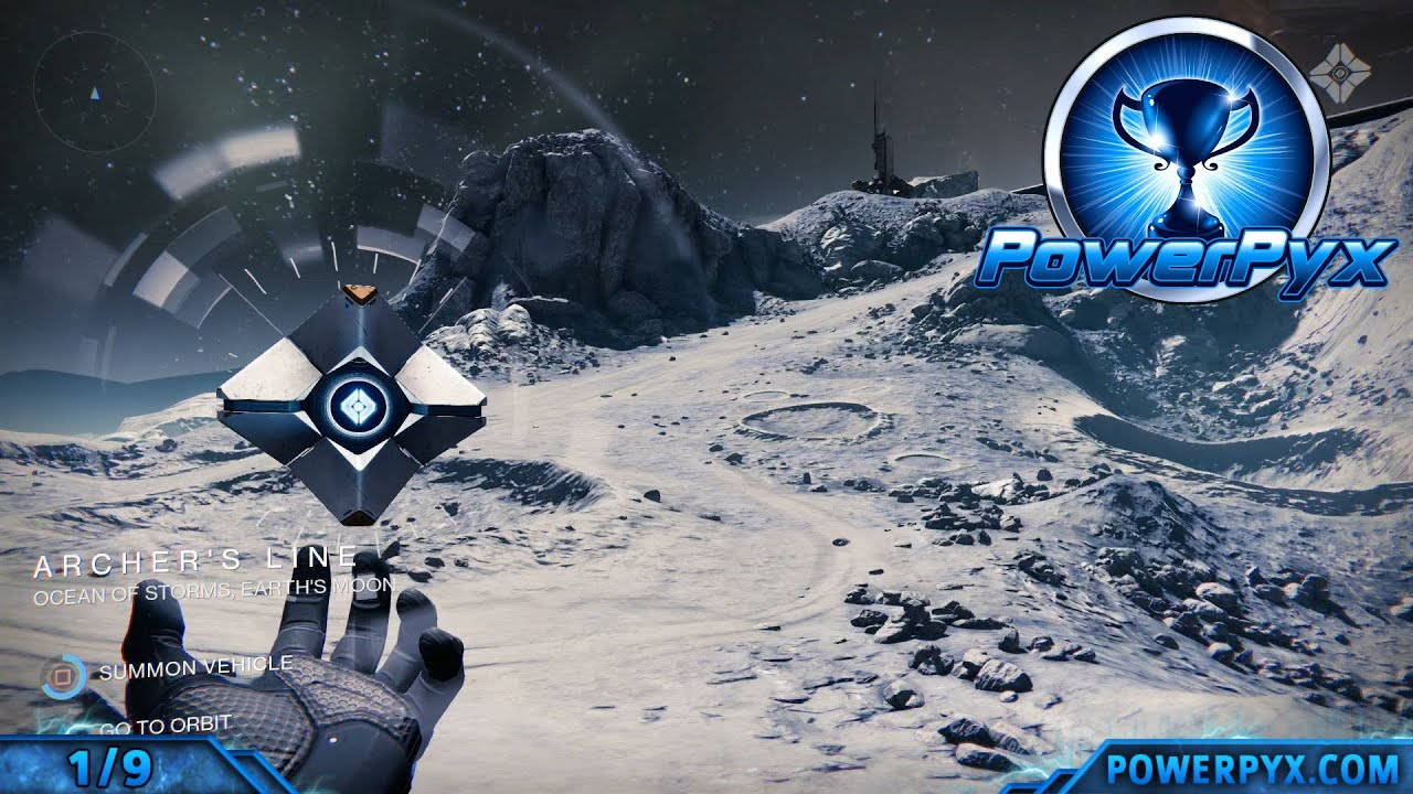 Destiny all dead ghost locations moon ghost hunter trophy