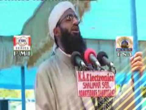Kashmiri Naat by Maulana Ab Rasheed Dawoodi Sahib in Kashmir