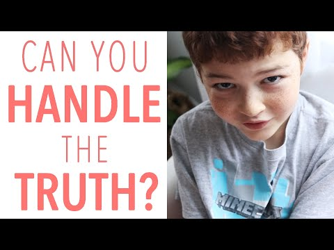 Why Kids Lie & What to Do About It!