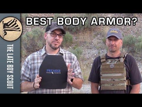 Armor Like No Other: Premier Body Armor Durus 8000