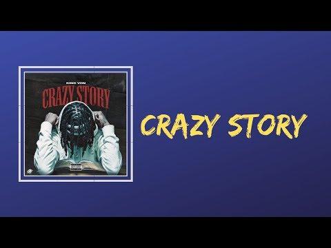 King Von – Crazy Story  Pt3.(Lyrics)