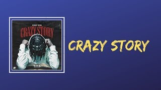 King Von - Crazy Story  Pt3.(Lyrics)