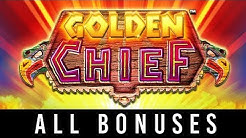 Golden Chief - WMS (Showing ALL bonuses) - BIG BET GAME