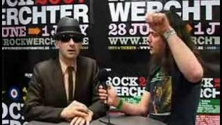adrock interview rock werchter thursday 28 2007