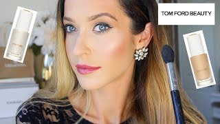 TOM FORD Winter Soleil Unboxing & Honest Review | Glow Drops!
