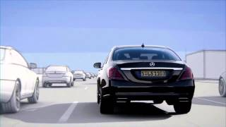 Active Lane Keeping Assist Accident Avoidance Mercedes Benz