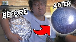 Japanese FOIL BALL Challenge with Joon Kim & Angeschrien