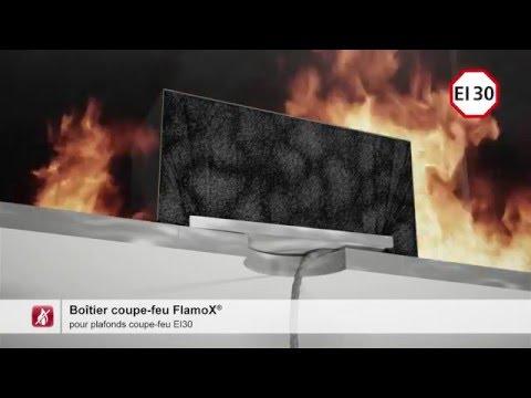 bo tiers coupe feu flamox youtube. Black Bedroom Furniture Sets. Home Design Ideas