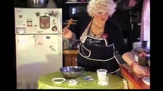 Artichoke Dill Crab Meat Sour Cream Dip Recipe - Jolean Does It!