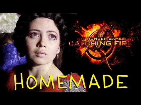 The Hunger Games Catching Fire Trailer - Homemade