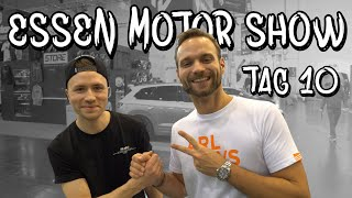 Essen Motor Show 2019 - Tag 10 - Zu Besuch bei Holy Hall   Philipp Kaess  