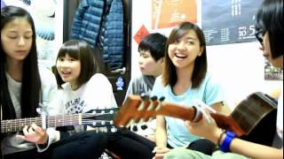 Hot Chelle Rae - Don't Say Goodnight (Acoustic Cover)
