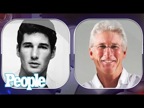 Richard Gere's Changing Looks! - PEOPLE