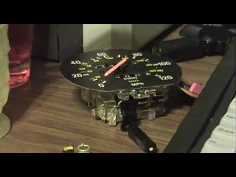 Volvo Speedometer Fix
