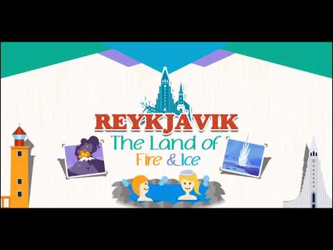 Reykjavik The Land of Fire & Ice 🔥🌍⛄ - Tour Cenetr