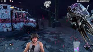 WRAITH THE POWER ROLE! (at this rank) - Dead by   Daylight!